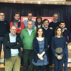 Constituida la Junta Directiva de la Agrupación de C's Valladolid