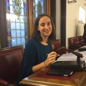 """Pilar Vicente dará mañana una conferencia en la Facultad de Derecho sobre """"Municipios sostenibles"""""""