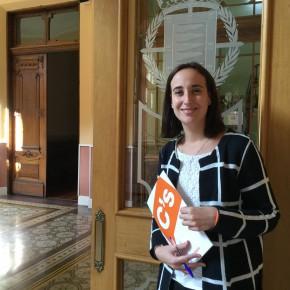 C´s Valladolid pide la protección del patrimonio ferroviario de la ciudad en el Pleno