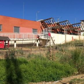Ciudadanos exige mejoras en el parque infantil de la guardería municipal en Simancas