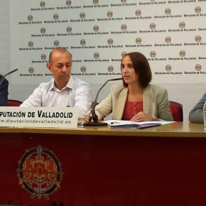 """Pilar Vicente: """"La Diputación de Valladolid está poniendo en riesgo la seguridad en el alfoz"""""""