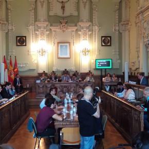 """Pilar Vicente: """"Votamos a favor de anular la carta de conformidad  del Soterramiento para proteger los intereses de los ciudadanos de Valladolid"""""""