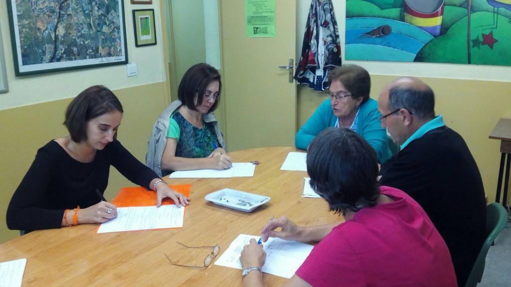 Reunión con la Asociación Rondilla
