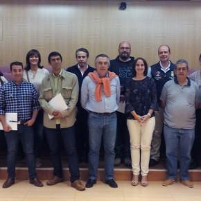 Los alcaldes y concejales de C´s Valladolid expresan las necesidades de sus municipios a Pilar Vicente