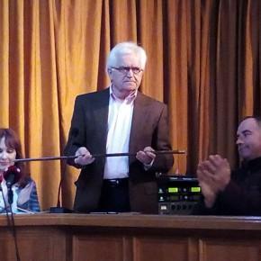 El representante de Ciudadanos, Juan Moreno, nuevo alcalde de Quintanilla