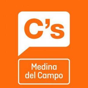 Ciudadanos denuncia que los vecinos de Medina del Campo no contarán con el arreglo de la Calle Troncoso por la falta de previsión de la alcaldesa