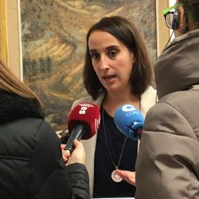 """Pilar Vicente: """"Óscar Puente anunció la muerte de la SVAV sin estudiar previamente las consecuencias del concurso de acreedores"""""""
