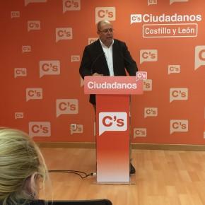 """Francisco Igea presenta su Oficina Parlamentaria para """"rendir cuentas y escuchar a los ciudadanos"""""""