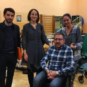 Ciudadanos exige mejorar la accesibilidad del transporte público en Valladolid