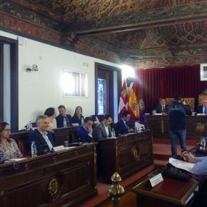 """Pilar Vicente (Cs): """"Queremos unas instituciones limpias de corrupción y sin chiringuitos personales"""""""