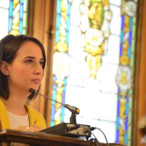 "Pilar Vicente (Cs): ""No localizan a Corsán Corviam"""