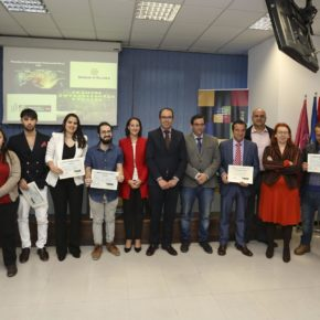 Pilar Vicente (Cs) entrega los Premios de Innovación y Emprendimiento en el Mundo Rural a iniciativa de Ciudadanos