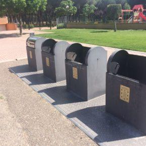 Cs Simancas exige en el Pleno acometer urgentemente el mantenimiento y reparación de los contenedores soterrados del municipio