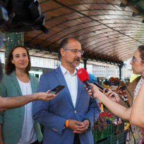 Cs reclama medidas para revitalizar el comercio y los negocios de la zona centro de Valladolid