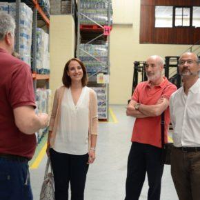 """Luis Fuentes: """"Con el trabajo de la Fundación Banco de Alimentos se ha conseguido aumentar el compromiso de todos"""""""