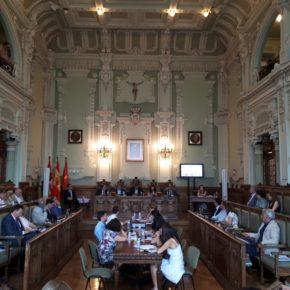 """Pilar Vicente (Cs): """"Este PGOU no permitirá a Valladolid crear Empleo ni atraer población"""""""