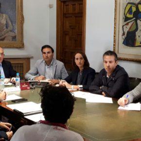 Ciudadanos consolida su apoyo a la variante que evite el paso de la A-62 por el casco histórico de Simancas