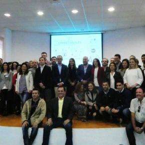 Pilar Vicente presenta en Íscar el proyecto de Networking para la provincia impulsado por Ciudadanos