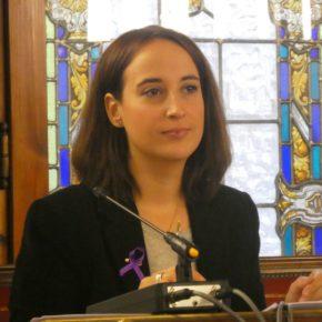 """Pilar Vicente (Cs): """"Una vez más demostramos que Ciudadanos ha venido a la política a ser útil para los vecinos"""""""