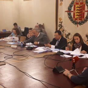 """Pilar Vicente (Cs): """"El Gobierno de León de la Riva tomaba las decisiones del soterramiento sin contar con los técnicos municipales"""""""