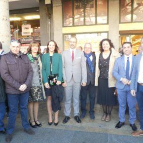"""Pilar Vicente (Cs): """"Trabajamos para mejorar los servicios públicos en la provincia y mejorar la financiación de los pueblos"""""""