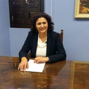 """María Ángeles Rincón: """"Hemos logrado poner a cero la deuda del Ayuntamiento de Boecillo"""""""
