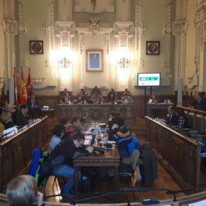 """Pilar Vicente: """"Lamentable que el Gobierno tripartito de Puente vote en contra de cumplir con la Protección de datos de los vallisoletanos"""""""