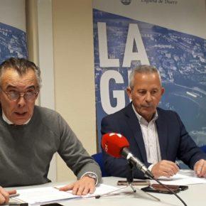 El Equipo de Gobierno de Laguna de Duero (IL y PSOE) y Ciudadanos presentan un plan de inversiones «muy ambicioso»