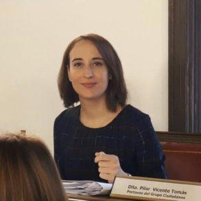 Ciudadanos consigue que la Diputación entable contactos con el Museo Nacional de Escultura para acercar el arte que alberga a los pueblos de la provincia