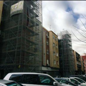 """Ciudadanos critica las """"aberraciones"""" que se están haciendo con los ascensores exteriores en Valladolid"""