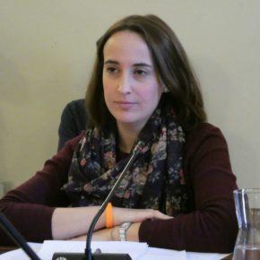 Ciudadanos lamenta que Fomento nunca tuviera intención de soterrar el tren en Valladolid