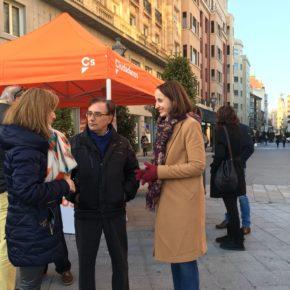 Ciudadanos inicia un proceso participativo para completar su Plan de Revitalización del centro de Valladolid