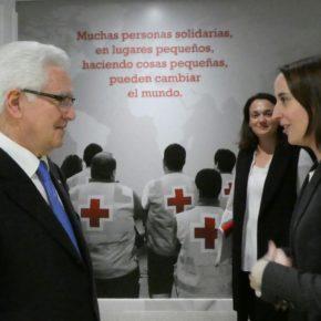 """Ciudadanos destaca la """"gran labor"""" realizada por Cruz Roja con los colectivos más vulnerables"""