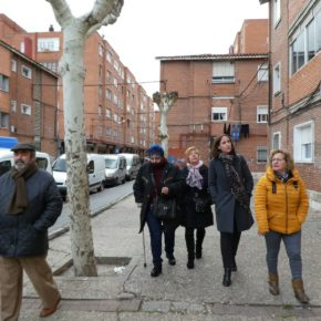 Ciudadanos apoya a los vecinos de Pajarillos en el traslado del mercadillo de la C/ Salud para eliminar los problemas de movilidad del barrio