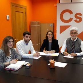 Ciudadanos plantea medidas para impulsar la autonomía de personas con problemas auditivos y garantizar su accesibilidad a hospitales y centros de la Diputación