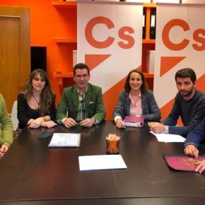 Ciudadanos apoyará las reivindicaciones de la Asociación de Usuarios AVE Valladolid