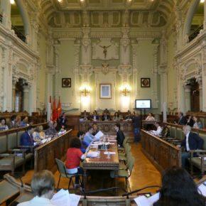 """Pilar Vicente pide """"reflexión"""" a los concejales del Ayuntamiento ante el """"bochornoso espectáculo"""" vivido en el Pleno de hoy"""