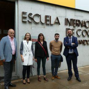 """Pilar Vicente: """"Volveremos a pedir que Valladolid opte a ser Capital Española de la Gastronomía"""""""