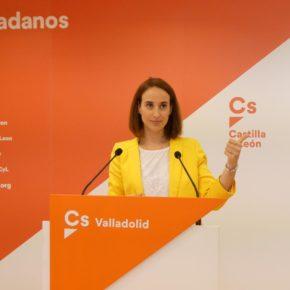 """Cs presenta 26 propuestas para """"un Valladolid moderno y abierto a la innovación"""" frente a la """"falta de proyecto"""" del Gobierno de Puente"""