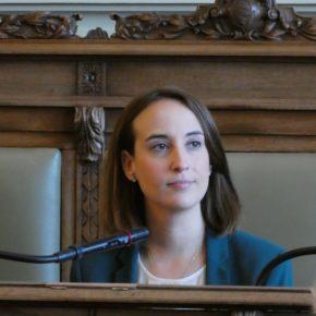 """Pilar Vicente: """"Los ataques clasistas y machistas de Puente le incapacitan para ser Alcalde de Valladolid"""""""