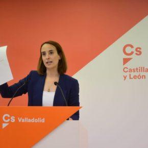 """Pilar Vicente: """"Pedimos la dimisión de Puente por clasista y machista. Hoy también por mentiroso"""""""
