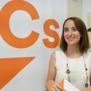 """Pilar Vicente: """"Al PP siempre le cuesta cumplir lo que firma, especialmente en materia de regeneración"""""""