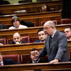 Ciudadanos pregunta en el Congreso si el Gobierno va a incrementar el número de agentes de la Guardia Civil en la provincia de Valladolid