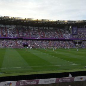 """Pilar Vicente (Cs): """"Pedimos a Óscar Puente que dote al Estadio José Zorrilla de unos accesos de primera"""""""