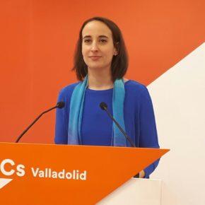 """Pilar Vicente critica la """"tardanza"""" en el inicio de las obras del aparcamiento de la Plaza Mayor y ve motivos """"claramente electoralistas"""""""
