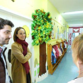Cs pide bajar el precio de las escuelas infantiles municipales de Valladolid, potenciar el bilingüismo y flexibilizar horarios