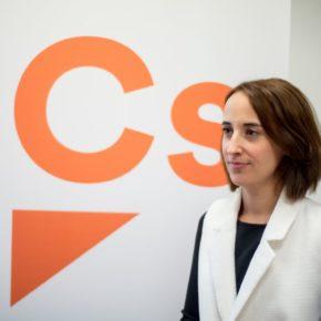 """Pilar Vicente: """"Estos presupuestos son la imagen de la claudicación de Óscar Puente ante Podemos"""""""