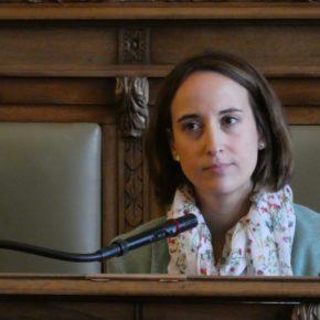 Pilar Vicente (Cs) pide a Puente que reúna a todos los Grupos Municipales para afrontar la crisis de seguridad que vive la ciudad