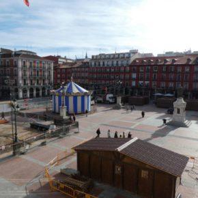 Ciudadanos desvela que el Ayuntamiento de Valladolid ha impugnado el sorteo de puestos de artesanos en el mercado navideño de la Plaza Mayor