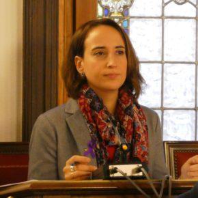 """Pilar Vicente: """"La responsabilidad de Ciudadanos está lejos de la oposición inútil del PSOE, VTLP y Sí Se Puede"""""""